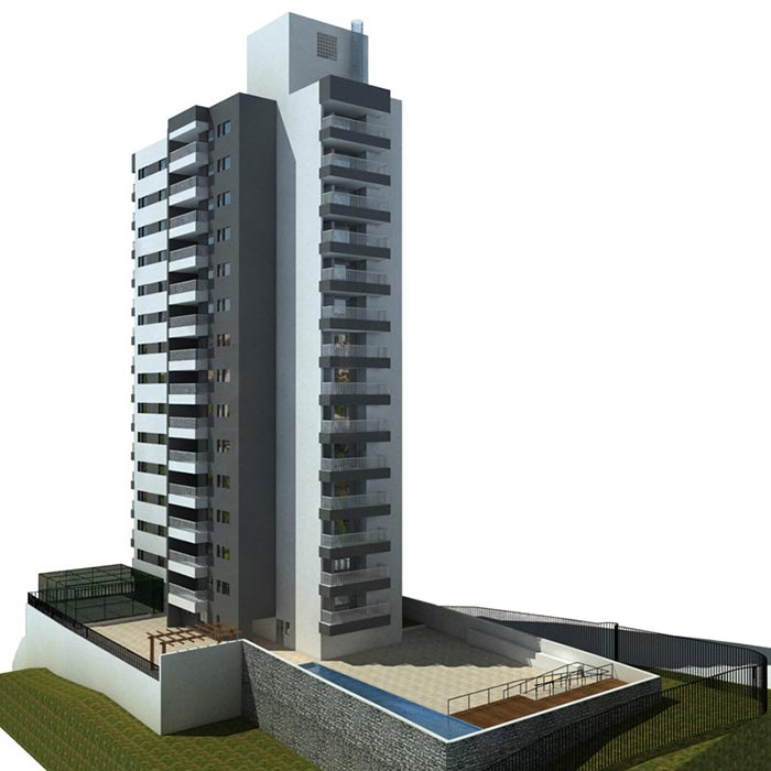 São Paulo - Ponte Rasa II - Brasil